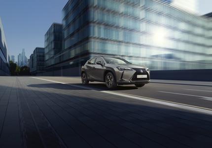 Lexus UX - wynajem